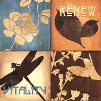 Organic Nature IV Fine-Art Print
