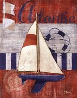Maritime Boat I Fine-Art Print