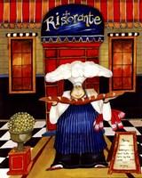 Ristorante - mini Fine-Art Print