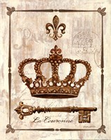 La Couronne Fine-Art Print