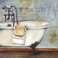 Soothing Bath Fine-Art Print