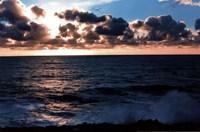 Depoe Bay Sunset I Fine-Art Print