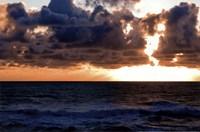 Depoe Bay Sunset II Fine-Art Print