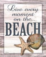 Live Every Moment - mini Fine-Art Print