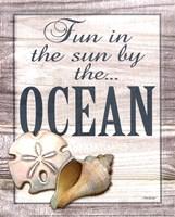 Fun in the Sun - mini Fine-Art Print
