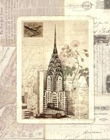 NY Sketchbook Fine-Art Print