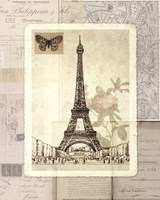 Paris Sketchbook Fine-Art Print