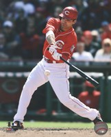 Joey Votto 2013 Action Fine-Art Print