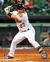 Jose Altuve 2013 Action Fine-Art Print