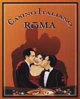 Casino Italiano Fine-Art Print