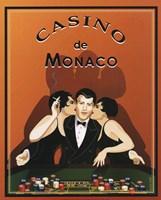 Casino de Monaco Fine-Art Print