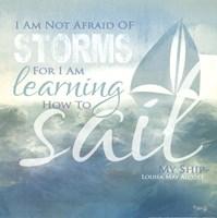 Sail My Ship Fine-Art Print