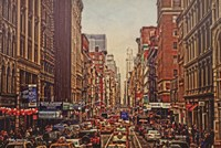 A Day in the City Fine-Art Print