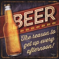 Beer Fine-Art Print