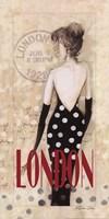 London Lady Fine-Art Print