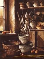 Mudroom Menagerie Fine-Art Print
