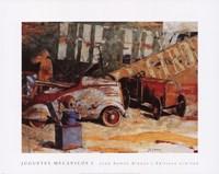 Juguetes Mecnicos I Fine-Art Print