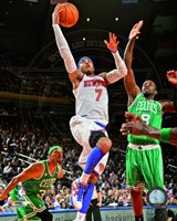 Carmelo Anthony 2012-13 Playoff Action Fine-Art Print