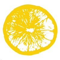 Yellow Orange Slice Fine-Art Print