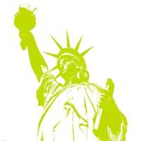 Liberty in Lime Fine-Art Print