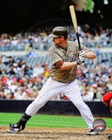 Chase Headley 2013 Action Fine-Art Print