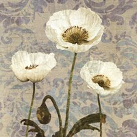 Damask Bloom VI Fine-Art Print