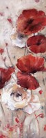 Poppies Afield II Fine-Art Print