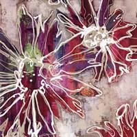 Floral Kick II Fine-Art Print