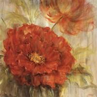 Calypso Reds I Fine-Art Print