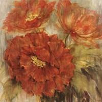 Calypso Reds II Fine-Art Print