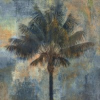 Palm and Blue Fine-Art Print