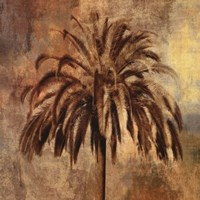 Golden Palm Fine-Art Print