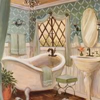 Designer Bath II Fine-Art Print