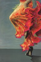 Flamenco Fiesta I Fine-Art Print