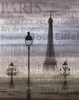 Paris I Fine-Art Print
