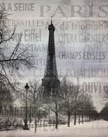 Paris II Fine-Art Print