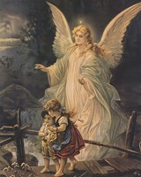 The Guardian Angel Fine-Art Print