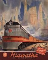 Hiawatha 1937 Fine-Art Print