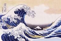 Great Wave Of Kanagawa Fine-Art Print