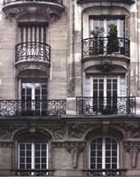 Balcon Parisien I Fine-Art Print