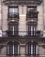 Balcon Parisien II Fine-Art Print