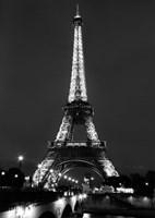 Le Tour - Night Fine-Art Print