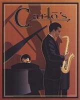 Carlo's Fine-Art Print