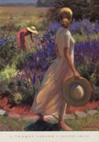Garden Breeze Fine-Art Print