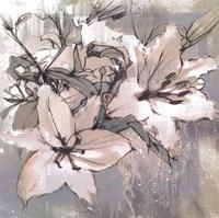 Painted Lilies II Fine-Art Print