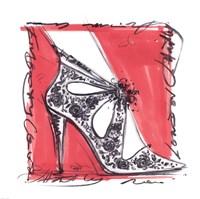 Catwalk Heels III Fine-Art Print
