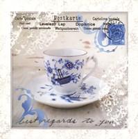 Morning Tea II Fine-Art Print