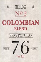 Colombian Coffee Fine-Art Print