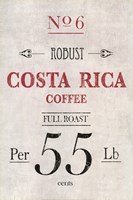 Costa Rican Coffee Fine-Art Print