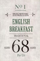 English Breakfast Tea Fine-Art Print